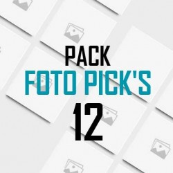 Foto pick's 12 unidades