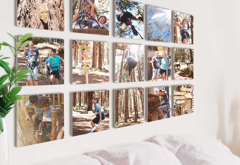 Foto collage foam